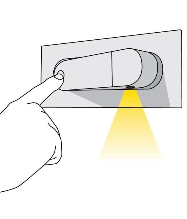 Digit LED Bedside Light