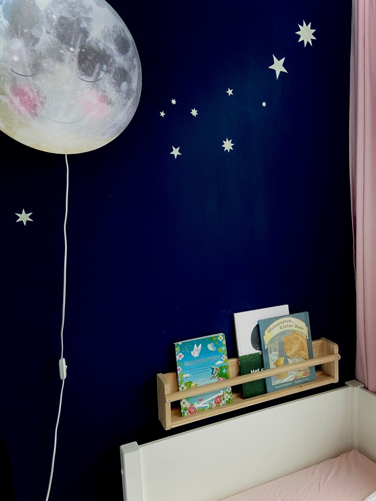 kinderkamer wandlamp decoratie