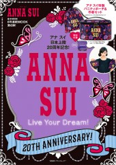 ANNA SUI 20TH ANNIVERSARY! Live Your