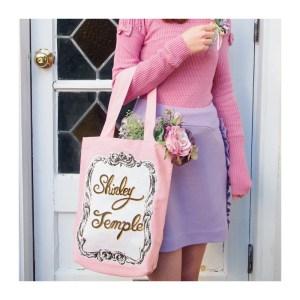 2018年発売シャーリー・テンプル付録のバッグ