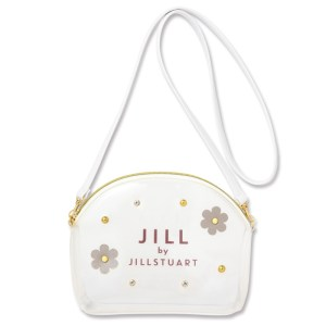 JILL by JILLSTUART 2WAY CLEAR BAG BOOK