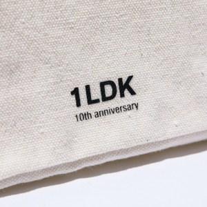 1LDK10周年記念オフィシャルブックの付録トート
