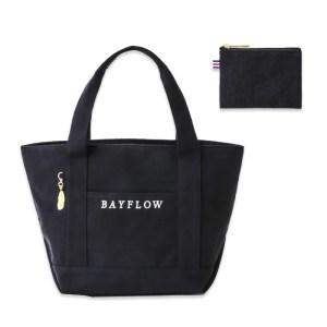 2018年8月発売BAYFLOW BAG & POUCH BOOK付録