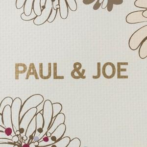 2018年12月発売ムック本PAUL & JOE SPECIAL BOOK付録のFlower ver.バッグ
