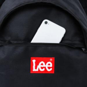 2019年2月発売Lee BACKPACK SET BOOK レッドバージョン