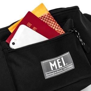 2019年5月発売MEI WAIST BAG BOOK special package付録のウエストバッグ