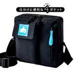 LOGOS SHOULDER BAG BOOK付録のバッグ