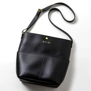 2019年11月発売ムック本Spick & Span Out Pocket Shoulder Bag Book付録のレザー調ショルダーバッグ
