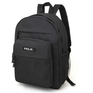 2020年2月発売mini特別編集 MILKFED. SPECIAL BOOK Big Pocket Backpackブラック