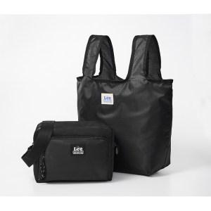 2021年2月発売ファミマ限定ムック本Lee SHOULDER BAG SET BOOK BLACK/BLACKの付録