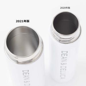 2021年版DEAN & DELUCAステンレスボトル
