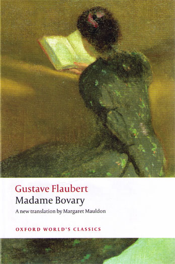 The timed writing of the novel madame bovary by gustave flaubert