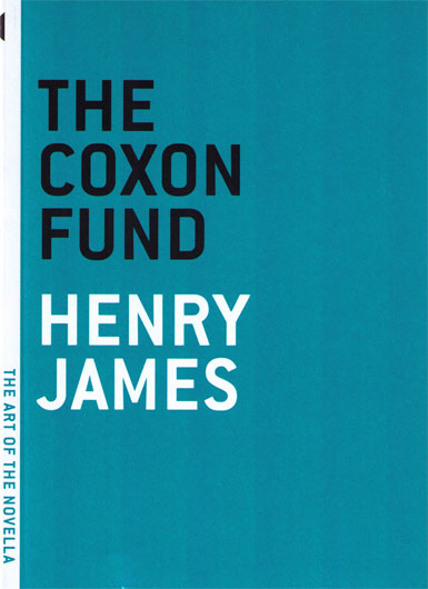 Henry James The Coxon Fund