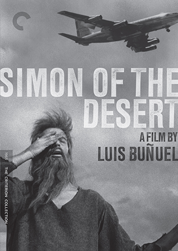 Simon of the Desert Cover