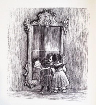 Glassblower's Children Illustration