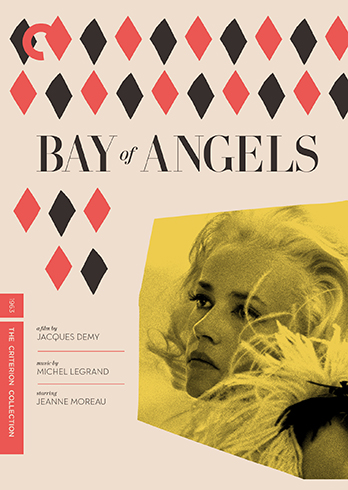 Criterion Bay of Angels Cover