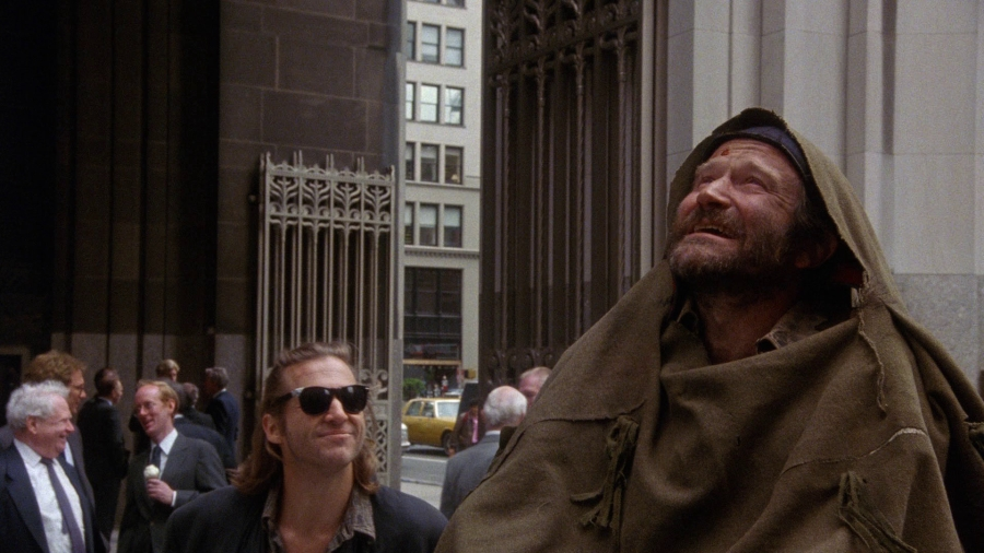 a report on the fisher king by terry gilliam Robin williams insights from terry gilliam's deleted 'fisher king' commentary back to indiewire news all news robin williams insights from terry gilliam's deleted 'fisher king' commentary mpaa report: asian and latino.