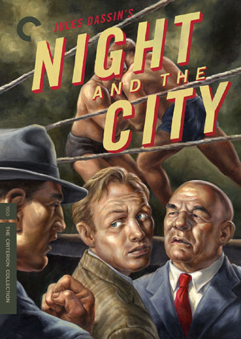 Night and the City Cover