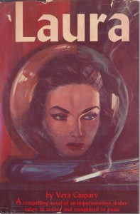 First edition cover of Laura
