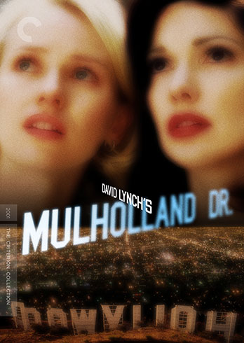 Mulholland Dr Cover