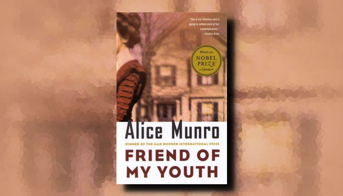 Alice Munro Friend Of My Youth The Mookse And The Gripes