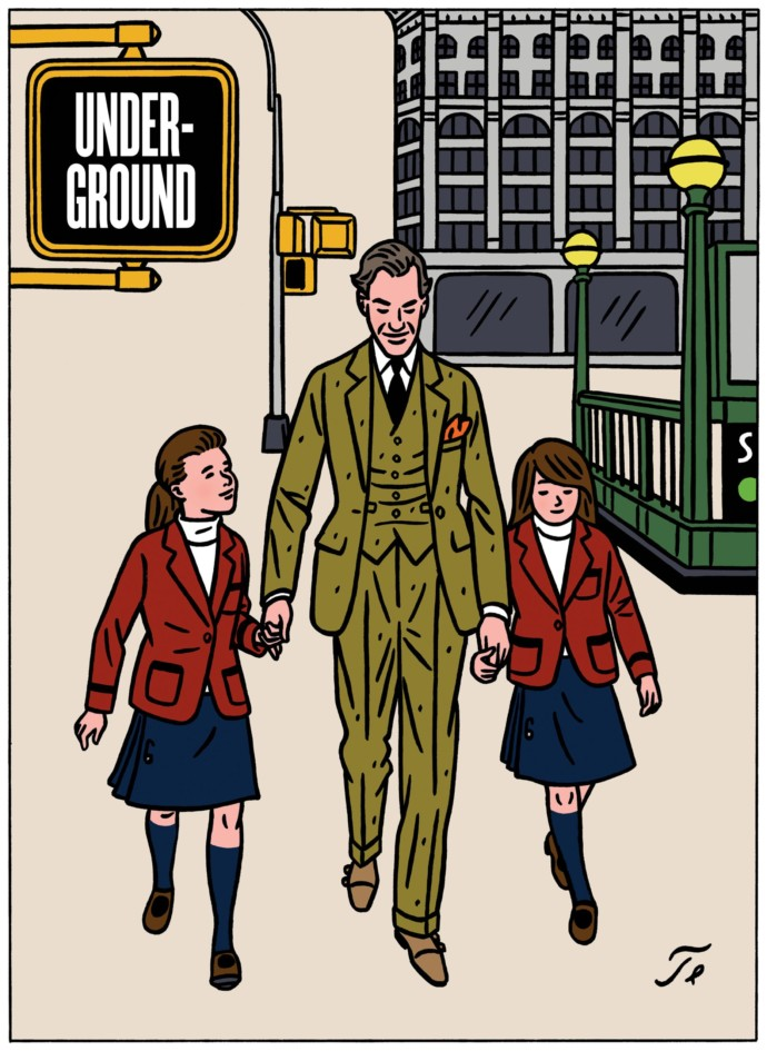 """David Gilbert: """"Underground"""""""
