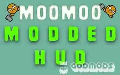 MooMoo.io Modded Hud