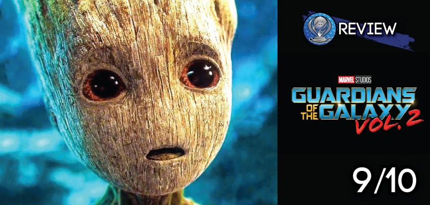 Review - GUARDIANS OF THE GALAXY Vol.2