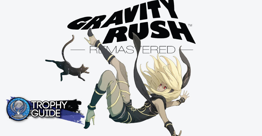 Gravity Rush Remastered [PSV,PS4]
