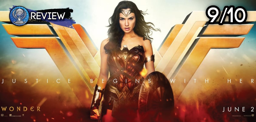 Review - Wonder Woman