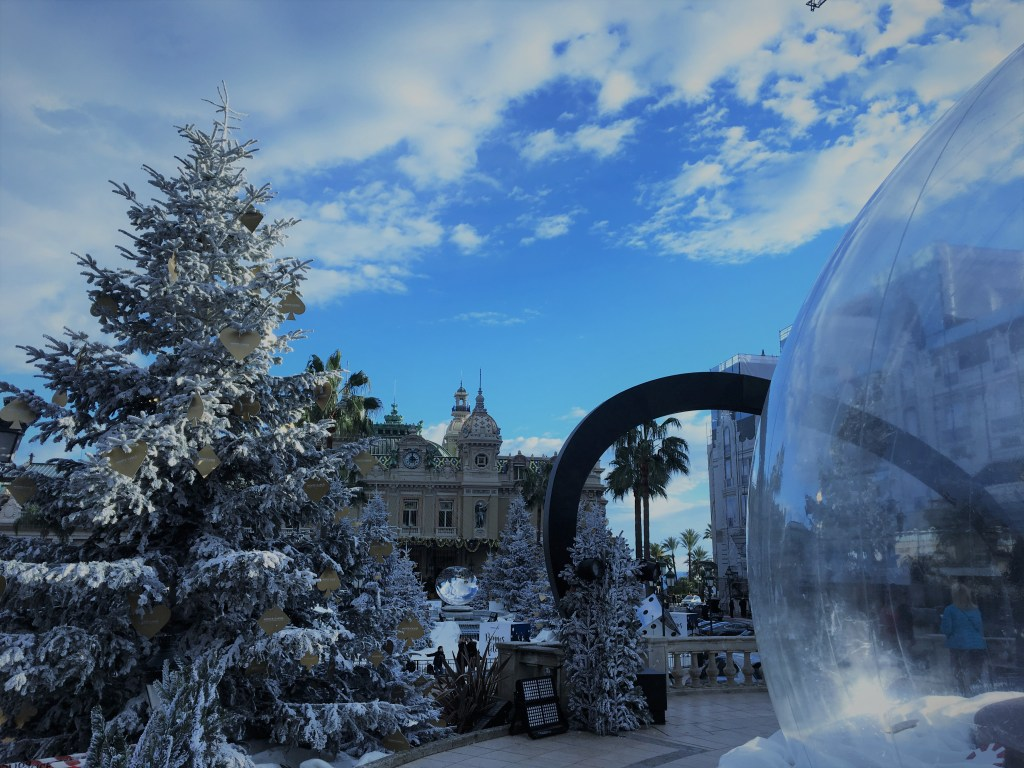 Place du Casino - Monaco