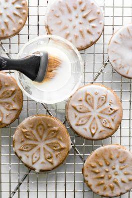 Ритуалы на Йоль (день Зимнего Солнцестояния) печенье