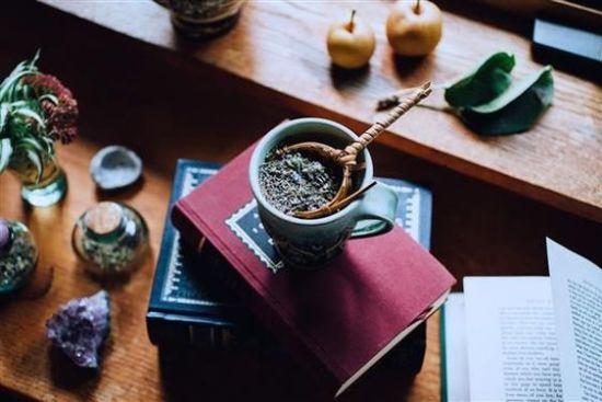 Ритуалы на Полнолуние чай