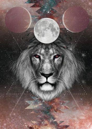 Луна во Льве. Особенности и качества лунного Льва 2