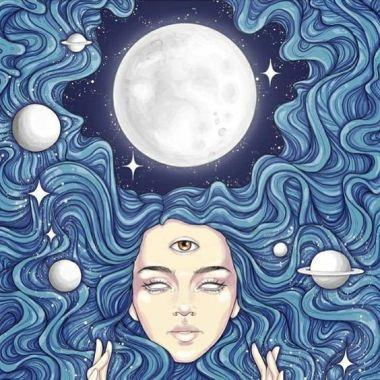 Луна в Водолее в гороскопе рождения. Характер и качества лунного Водолея 1