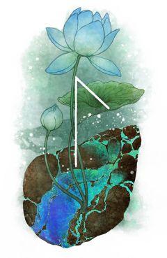 Руна Лагуз. Значение, активация, проживание, медитация