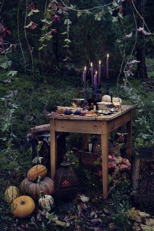 Самайн. Традиции и ритуалы. Как праздновать