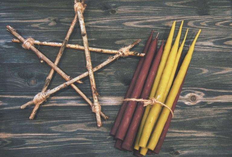 Магия свечей. Как создаются магические свечи и как они работают