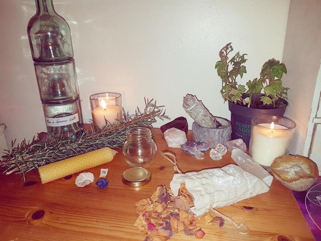 Как создать ведьмину бутыль