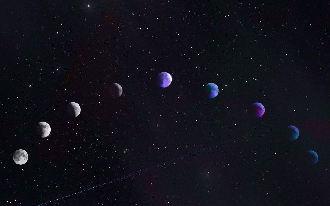 Магия Луны. Гид по лунным фазам и практикам