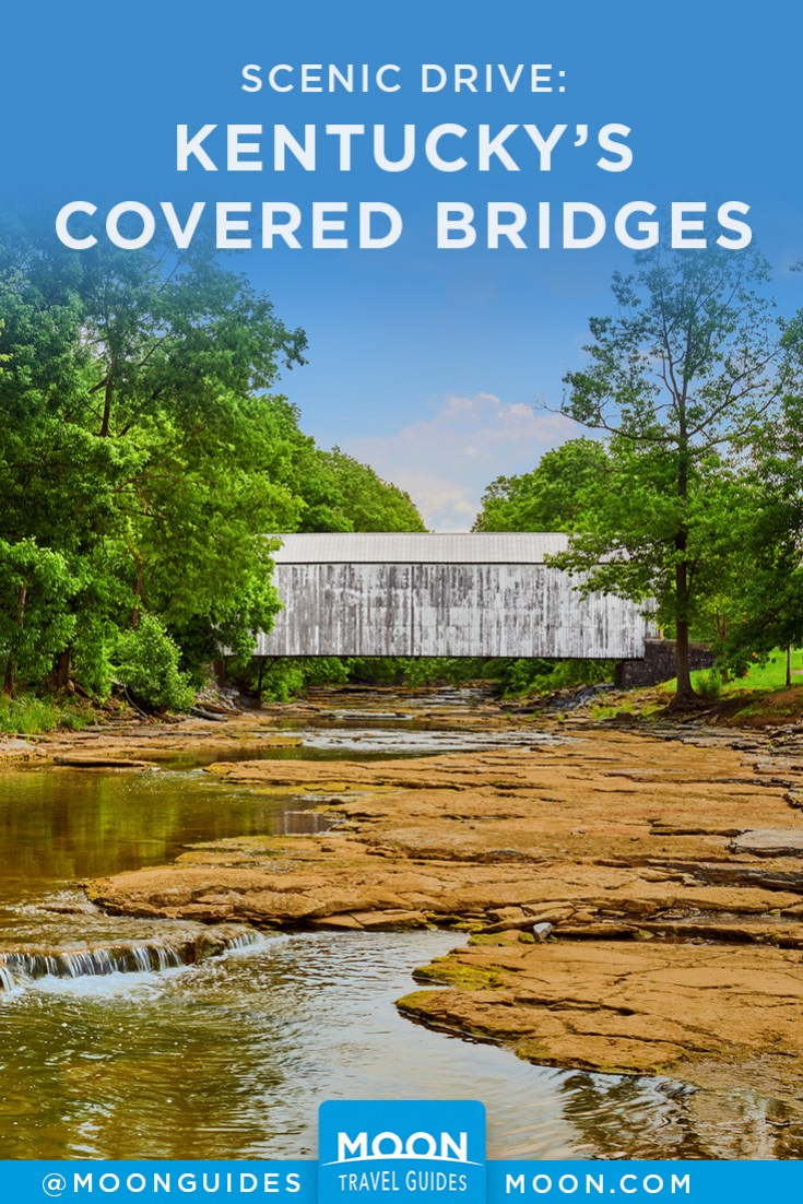 Kentucky Road Trip - 8 Covered Bridges in 1 Day