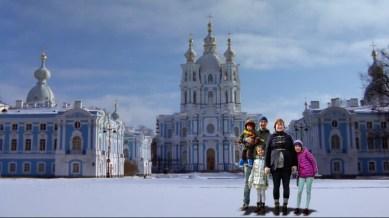 En svipptur innom Russland