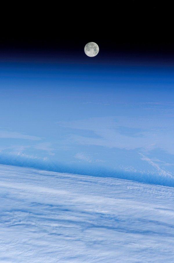The Snow Moon – Moon: NASA Science