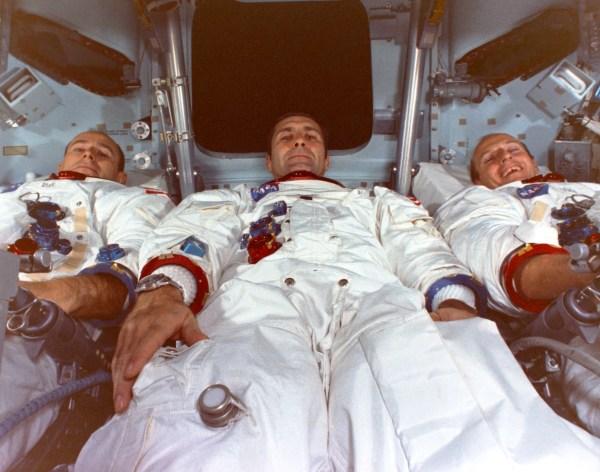 Apollo 12 Crew Training - Moon: NASA Science
