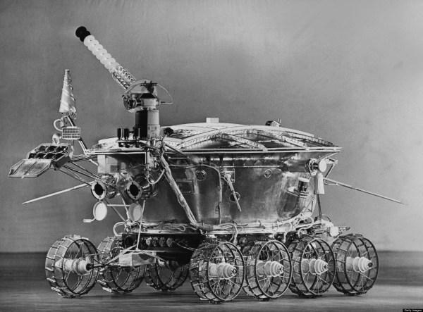 Lunokhod 1 - Moon: NASA Science