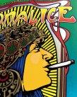 M368 › 4/20/11 Tribal Pow-Wow, Great American Music Hall, San Francisco silkscreen poster by Ron Donovan