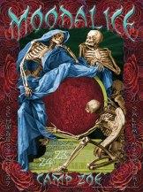 5/23-24/08 Moonalice poster by Alexandra Fischer