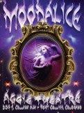 3/11/09 Moonalice poster by Alexandra Fischer
