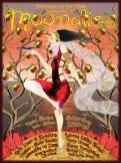 7/25/09 Moonalice poster by Alexandra Fischer