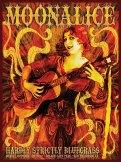 M325 › 10/3/10 Hardly Strictly Bluegrass Festival, Golden Gate Park, San Francisco, CA poster by Alexandra Fischer